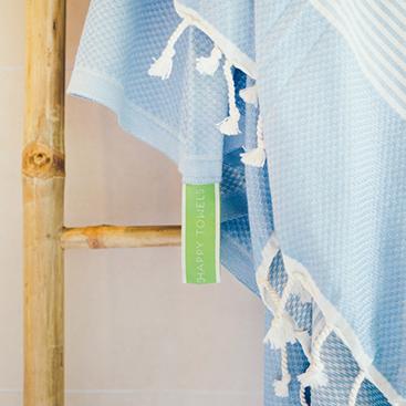 Happy Towels huisstijl