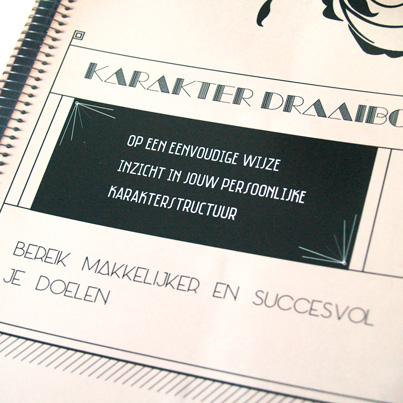 Werkboek design Picture Yourself As