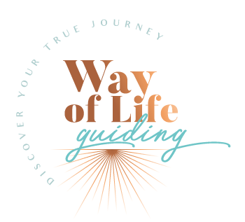 Way of Life Guiding logo ontwerp Cora Verhagen