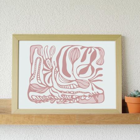 Organic-Poetry-poster-sfeer-pink