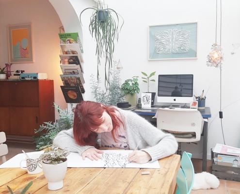 Cora Verhagen Organic designer